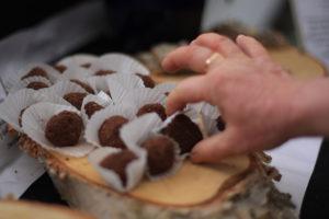 Rajskie kokosanki z mąki kokosowej Olejowy Raj